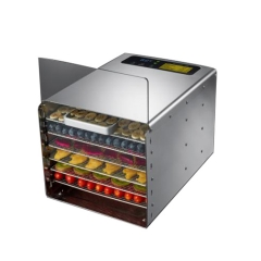 Commercial Solar Small Fruit Dehydrator Drying Machines