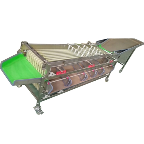 Commercial Orange Apple Tomato Small Fruit Sorting Grading Machine