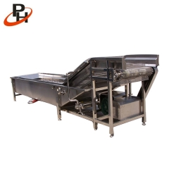 Industrial Small Leaf Vegetable Washing Machine Manufacturers
