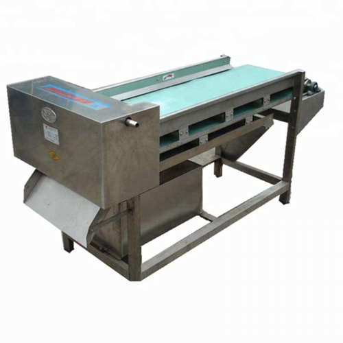 Commercial Automatic Mushroom Cutting Slicing Slicer Slice Cutter Machine