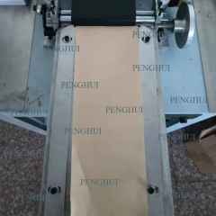Eco Recycled Kraft Paper Pen Body Making Machine