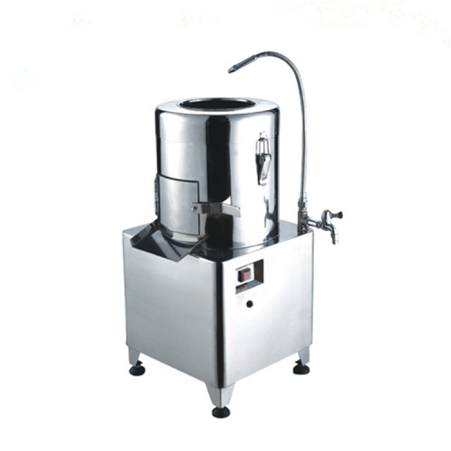 Small Industrial Sweet Potato Peeling Peeler Machine Price