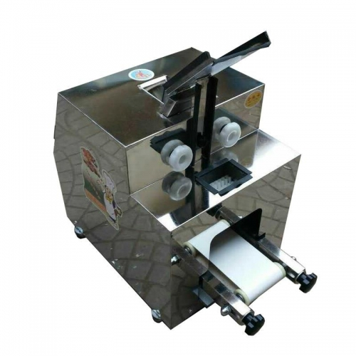 Automatic Dumpling Skin Wrapper Making Machine Skin Making Industrial