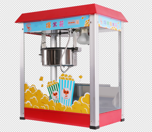 Mini Gas Commercial Popcorn Machine Maker Electric Price