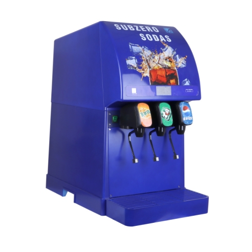 Commercial Pepsi Cola Post Mix Fountain Dispenser Making Machine