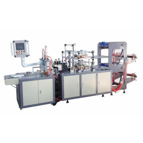 HDPE PE Plastic Disposable Glove Making Machine Automatic