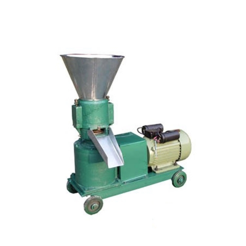 Poultry Chicken Animal Feed Pellet Making Machine