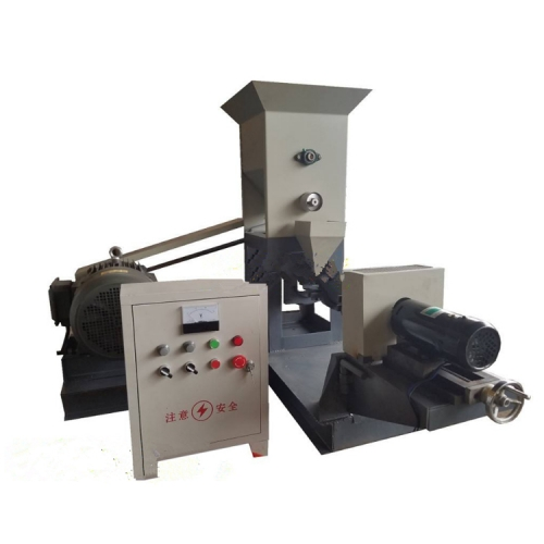 Floating Fish Feed Pellet Making Machine Floating Fish Feed Price